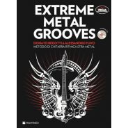 Volonte Begotti/Tuvo Extreme Metal Grooves (+cd)