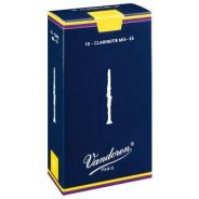 VANDOREN CR101 CF. 10 ANCE PER CLARINETTO IN SIB 1 TRADITIONAL