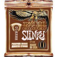 Ernie Ball 3144 - Medium Coated Slinky - MUTA PER ACUSTICA 13/56