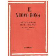 RICORDI Bona, Pasquale - IL NUOVO BONA (ER2443) IN CHIAVE DI BASSO