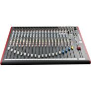 Allen & Heath ZED 22 FX Mixer Analogico Usb 22 Canali con Effetti Voce Karaoke