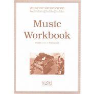S.e.d.a.m. ES010 Quaderno 12 Pentagrammi 32 Pagine Album musica scuola