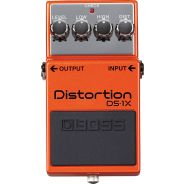 BOSS DS1X Effetto pedale Distortion