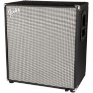 Fender Rumble 410 V3 Cabinet per Basso Black/Silver 1000W