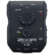 Zoom U22 Interfaccia Audio USB 2in/2out