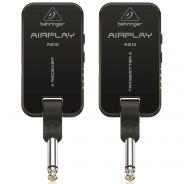 Behringer AirPlay Guitar AG10 Sistema Wireless per Chitarra