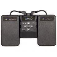 AirTurn DUO 200 Pedale Pedaliera Gira Pagine Wireless con Bluetooth