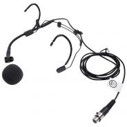 AKG C520 L Microfono ad Archetto a Condensatore (connettore mini XLR)