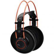 AKG K712 PRO Cuffie da Studio Aperte Nere Ascolto Mixing Mastering con Custodia