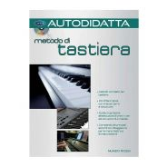 CARISCH NUNZIO ROSSI AUTODIDATTA - Metodo di Tastiera Libro + CD