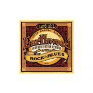 ERNIE BALL 2008 - Muta per Acustica 80/20 Bronze Earthwood Rock & Blues (010/052)