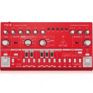 Behringer TD3 Red - Sintetizzatore Analogico Analog Synth Bass Line Tipo Roland TB-303