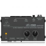 Behringer MA400 Micromon Preamplificatore per Cuffie