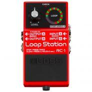 Boss RC1 Pedale Loop Station / Effetto Pedale Looper per Chitarra Elettrica