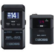 Boss WL 60 - Sistema Wireless per Chitarra