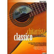 CARISCH Fabbri, Roberto - CHITARRISTA CLASSICO AUTODIDATTA (+CD)