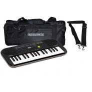 CASIO SA47: Tastiera 32 tasti, Pianola, Borsa