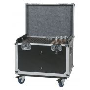 DAP-Audio - Conical Adapter Case II - Per 28 adattatori & 96 poli & stoccaggio