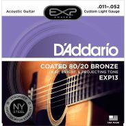 D'ADDARIO EXP13 - MUTA PER ACUSTICA 011-52