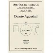 Dante Agostini Solfeggio Ritmico Vol. II 2