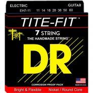 Dr EH7-11 TITE-FIT Muta per Chitarra Elettrica 011-060
