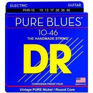 Dr PHR-10 Pure Blues Medium Muta per Chitarra Elettrica 010 - 046