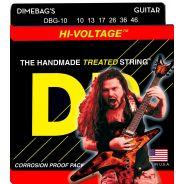 DR Strings DBG10 Corde Dimebag Darrell 10-46