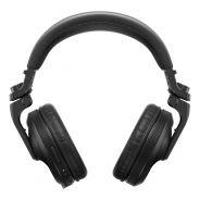 Pioneer HDJ-X5BT-K - Cuffie DJ Professionali Over-Ear Wireless Bluetooth Nere
