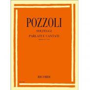 Ricordi Ettore Pozzoli Solfeggi Parlati E Cantati App. III Corso Appendice B-Stock