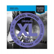 D'ADDARIO EXL115BT - Muta per Elettrica Medium Balanced Tone (011/050)