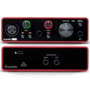 Focusrite Scarlett Solo 3rd Gen Interfaccia Audio MIDI USB