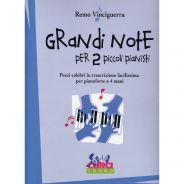 Curci Young Grandi Note per Due Piccoli Pianisti