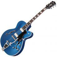Guild X-175 Manhattan Special Malibu Blue Chitarra Semiacustica Jazz