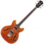 Guild Starfire Bass II Natural Basso Semiacustico 4 Corde