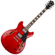 Ibanez AS73 Transparent Cherry Red Chitarra Jazz Semiacustica