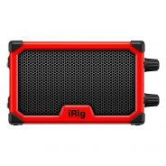 IK MULTIMEDIA iRig NANO AMP Red - Micro Ampli a Batteria / Interfaccia iOS