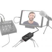 IK Multimedia iRig Stream Interfaccia Audio Usb per Streaming B-Stock