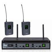 Jts E-7DU/E-7TBD Radiomicrofono UHF Doppio Bodypack Wireless