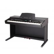 Medeli DP 330 - Pianoforte Digitale 88 Tasti con Mobile Nero