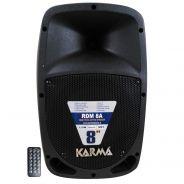 Karma RDM 8A Cassa Attiva Amplificata 120W USB Bluetooth