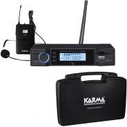 Karma Set 8100LAV Radiomicrofono Lavalier UHF