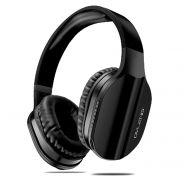 Karma BT 608 Cuffia con Microfono Bluetooth Mp3 Pieghevole Nera