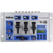 Karma MX 2042 USB - Mixer 5 Ch con Lettore USB
