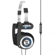 Koss Porta Pro Mic Cuffie da Ascolto On Ear con Microfono Integrato