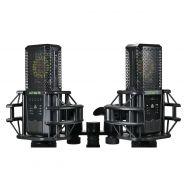 LEWITT LCT640TS - Microfono da Studio per Registazione Twin System