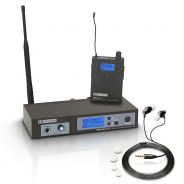 LD Systems MEI 100 G2 Sistema di In-Ear Monitoring Wireless UHF