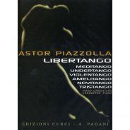 Edizioni Curci A. Piazzolla Libertango