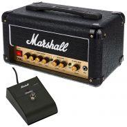 Marshall DSL1HR Testata Valvolare per Chitarra Elettrica 1W con Pedale Incluso