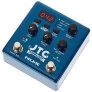 Nux NDL-5 JTC PRO Pedale Dual Switch Looper per Chitarra e Basso