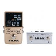 NUX LOOP CORE DELUXE / NMP2 - Loop Station con Dual Footswitch